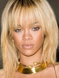 Rihanna hair
