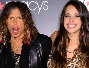 Stephen Tyler Chelsea Tallarico