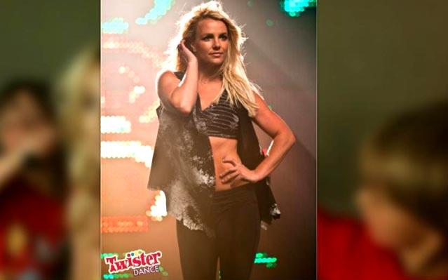 Britney Spears weight loss body