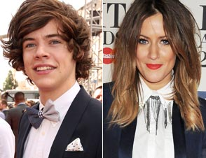 One Direction Harry Styles Caroline Flack