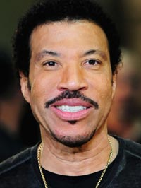 Lionel Richie girlfriend