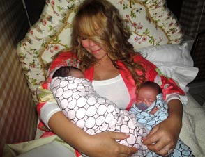 Mariah Carey Twins Birthday