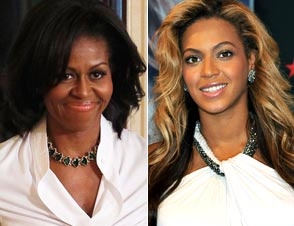 Beyonce Michelle Obama letter