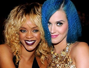 Katy Perry Rihanna friendship