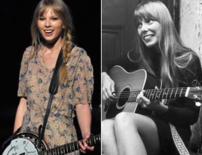 Taylor Swift Joni Mitchell Girls Like Us