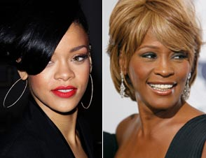 Rihanna Whiteny Houston Biopic Cissy Houston