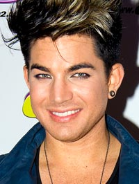 Adam Lambert tresspassing no 1