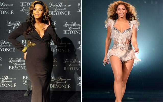 Beyonce 60-Pound Weight Loss