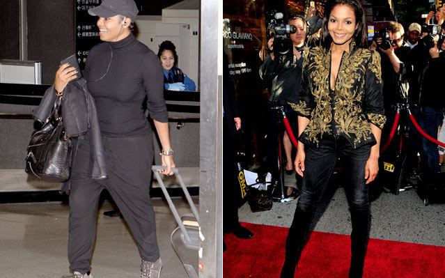 Janet Jackson birthday 46