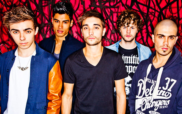 The Wanted Behind the Sessions Video