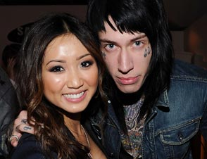 Trace Cyrus Brenda Song Call Off Engagement