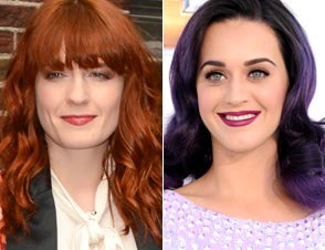 Florence Welch Katy Perry