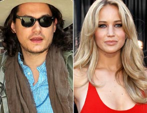 John Mayer Jennifer Lawrence