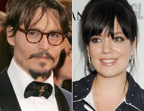 Johnny Depp Divorce Lily Allen