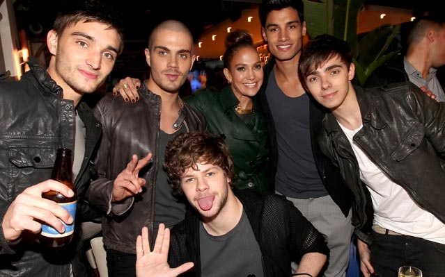 The Wanted Jennifer Lopez Duet