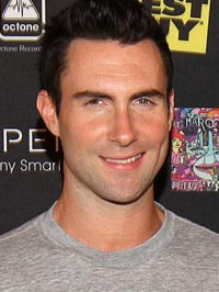 Adam levine fatherhood dad