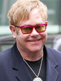 Elton John gay