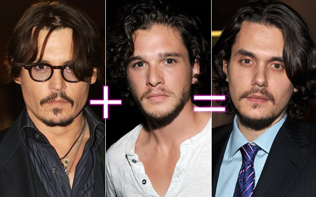Celebrity Face Math 