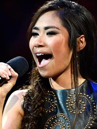 Jessica Sanchez Record Deal