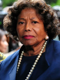LOS ANGELES (AP) - Katherine Jackson is apparently back home, reuniting with ...