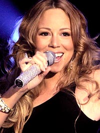 Mariah Carey, rockerfeller christmas tree lighting performers