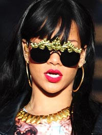 Rihanna reality fashion show Styled to Rock