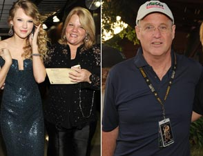 Taylor Swift Parents Split