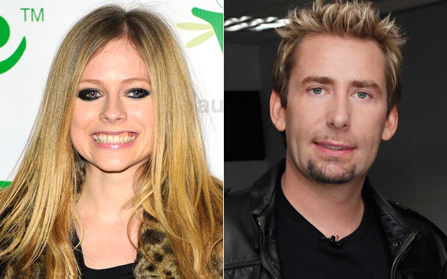 Avril Lavigne Chad Kroeger engaged