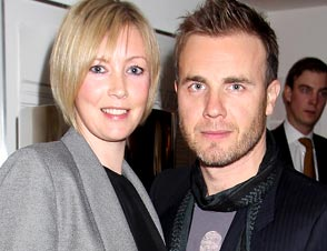 Gary Barlow, Wife Baby Stillborn