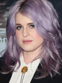 Kelly Osbourne Falls injures ankle