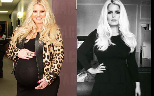 Jessica Simpson Weight Loss Katie Couric
