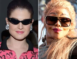 Kelly Osbourne Lil' Kim Collaboration