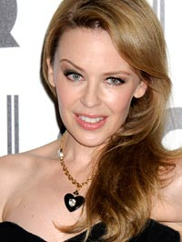 Kylie Minogue Flower cancer