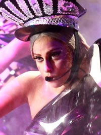 Lady Gaga North American Tour Dates