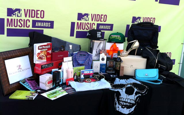 MTV VMAs Gift Bag Contest