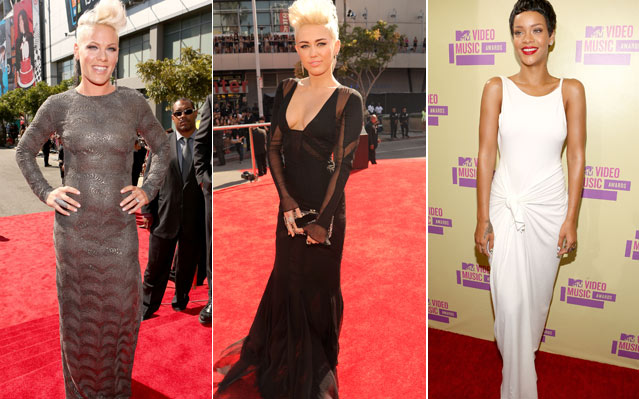 VMA Red Carpet Fashion 2012 (PHOTOS)