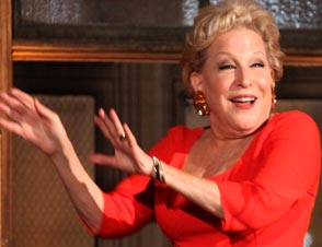Bette Midler Glee