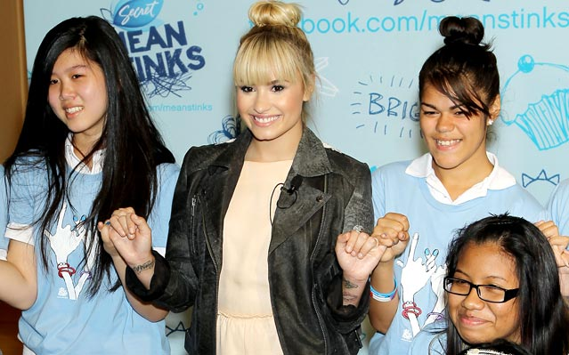 Celebrities emerge as advocates in tweets about bullying ...