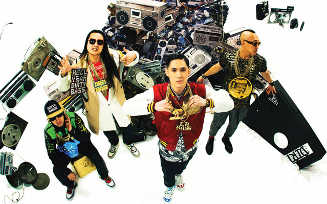far east movement for all election