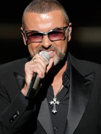 george michael treatment anxiety 