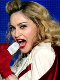 Madonna Russia Court Summons