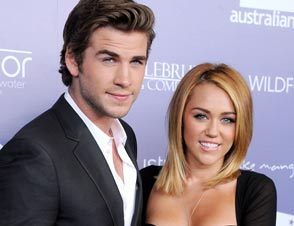 Miley Cyrus Liam Hemsworth Proposal