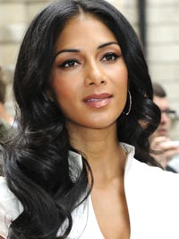 Nicole Scherzinger, Chris Brown: Singer Shoots Down Dating Rumors, Says They're Just Friends