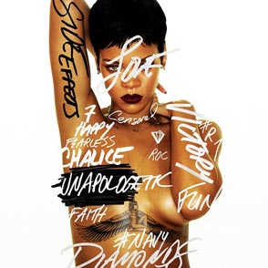 Rihanna Unapologetic Album no 1