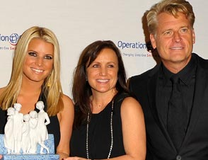 Jessica Simpson's Parents Divorce