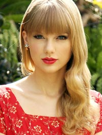 taylor swift interview red album
