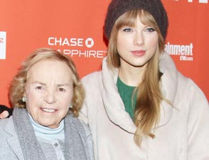 taylor swift ethel kennedy