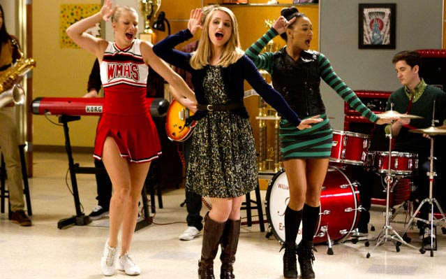 Glee Thanksgiving Songs Season 4 Episode 8