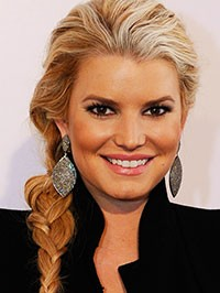 Jessica Simpson Baby Obsessive Motherhood