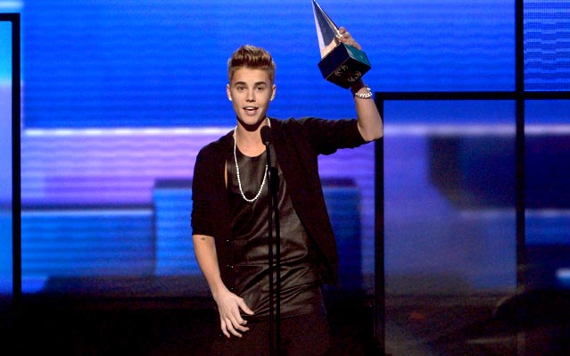 american music awards 2012 winners